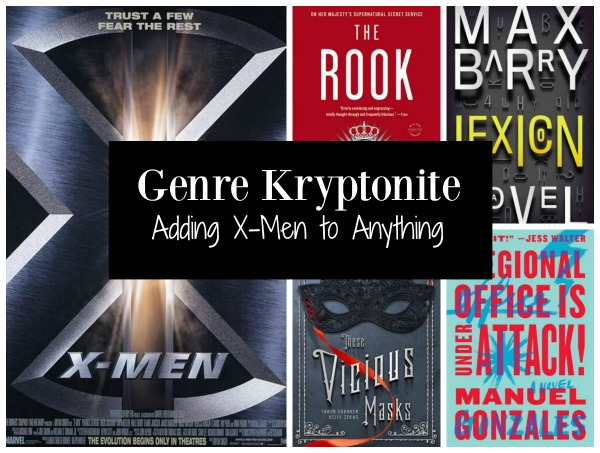 Genre Kryptonite X-Men