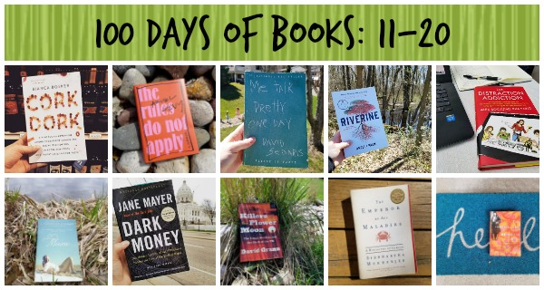 100 Days of Books Second