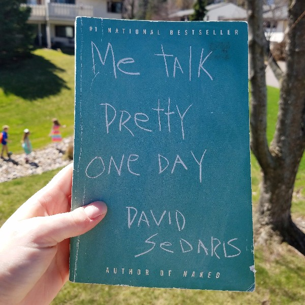 "david sedaris essay french class This chapter focuses on his attendance to french classes where he had  the  essay collection ""me talk pretty one day"" by david sedaris is a hilarious book."