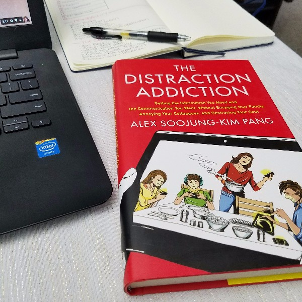 15 The Distraction Addiction